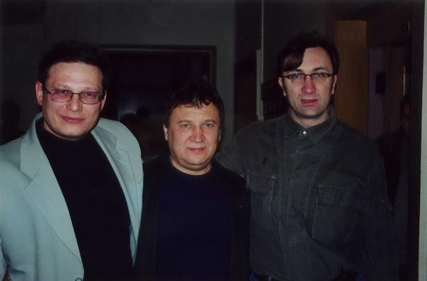 А. Большеохтинский, А. Полотно, А. Яковлев