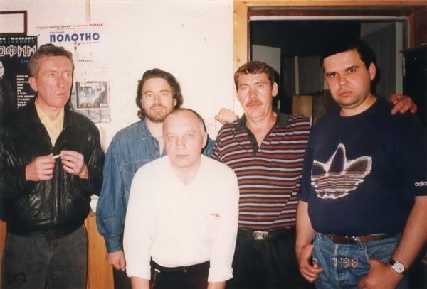 Рыжий, Муравьёв (студия М-13), В. Окунев, С. Загва, В. Фарт