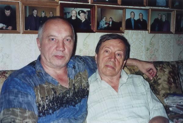 В. Окунев и С. И. Маклаков