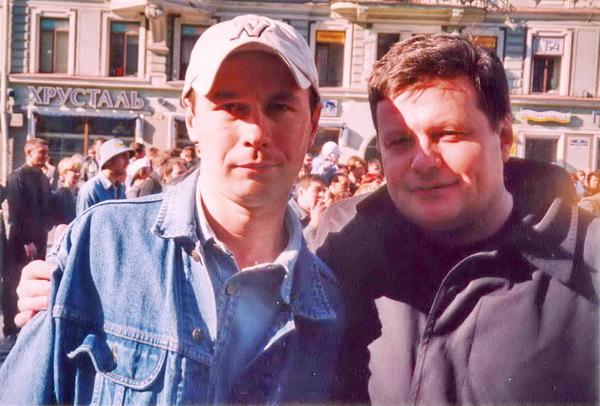 Андрей Левашов и Виктор Ночной