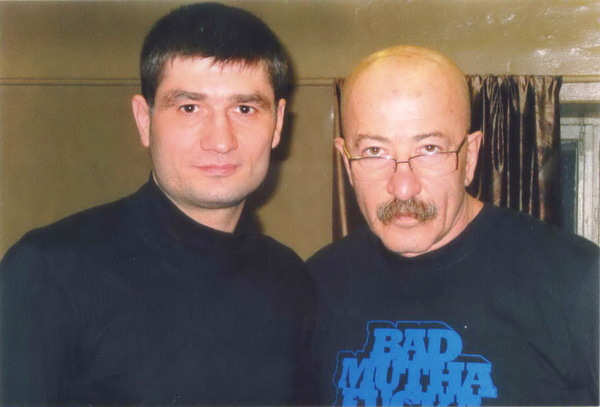 Павел Ростов и Александр Яковлевич Розенбаум