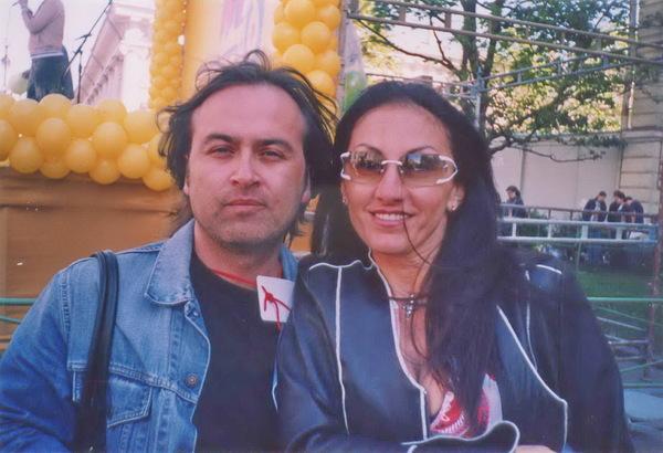 Олег Шведов и Афина