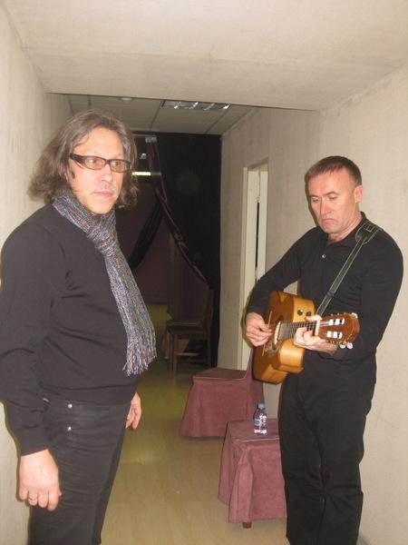 Андрей Егоров и Виктор Тюменский