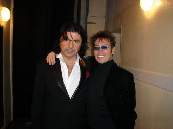 Сосо Павлиашвили и Анатолий Могилевский