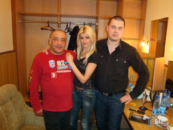 С. Арутюнян, И. Круг и Стас