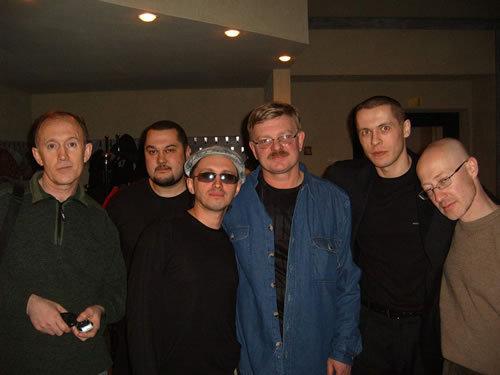 Слава Бобков, Мафик, Назар, Волк, Владимир Шиленский