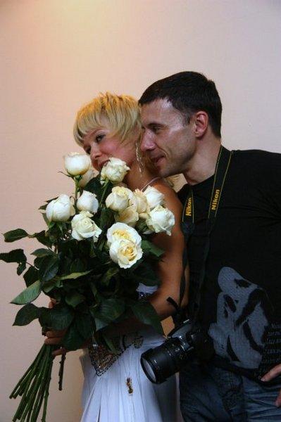 ЕСЕНИЯ и фотограф Владимир Гладких