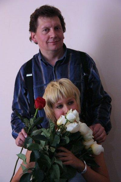 ЕСЕНИЯ и Алексей Брауде