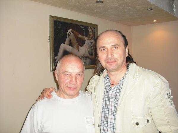Влад Зерницкий и В. Окунев