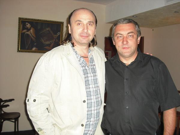 Влад Зерницкий и Паша Юдин