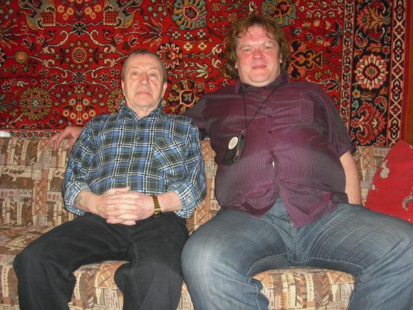 С. И. Маклаков и Олег Баянов