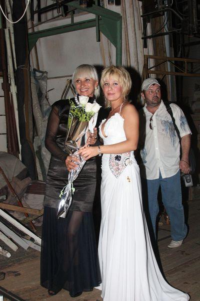 ЕСЕНИЯ и Светлана Малахова (Севастополь)