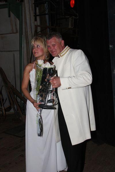 ЕСЕНИЯ и Саша Адмирал (Санкт-Петербург)