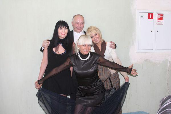 Светлана Малахова, ЕСЕНИЯ, В. Окунев, Наталья Верещагина