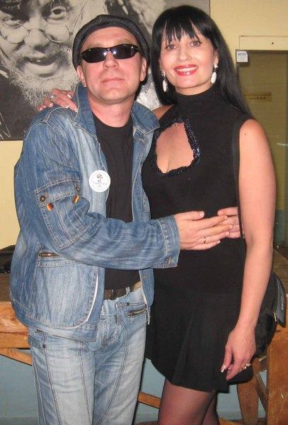 с Натальей Верещагиной