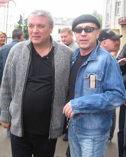 с Александром Дюминым