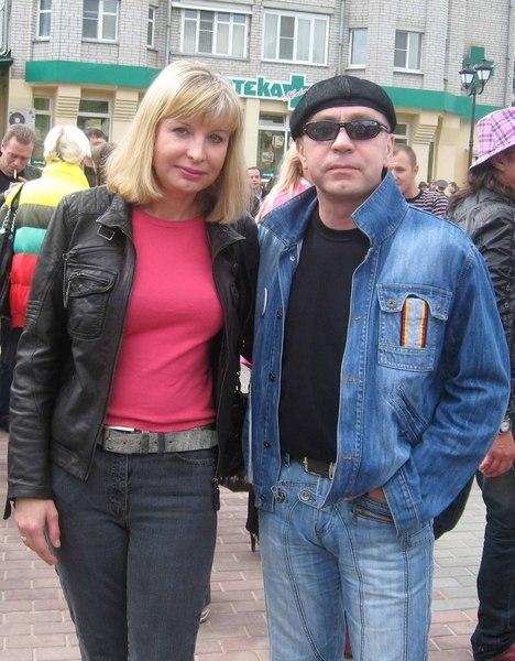 с Катериной Голицыной