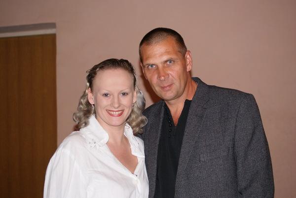 Алёна Фролова (г. Иваново) и О. Андрианов (г. Тула)