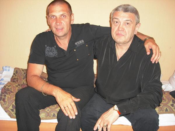 Олег Андрианов и Владимир Тимофеев