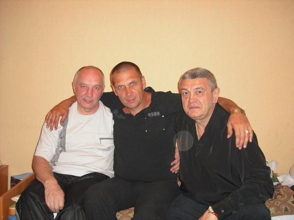 В. Окунев, О. Андрианов, В. Тимофеев