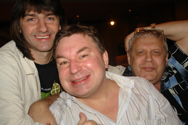 Валерий Ремесник, Михаил Шелег, Геннадий Жаров