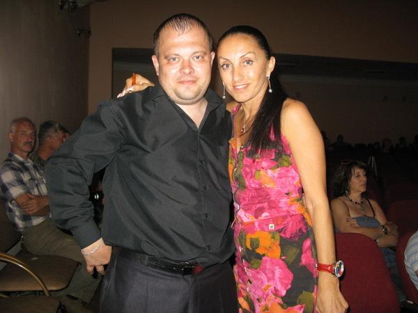 Олег Калашников и Афина