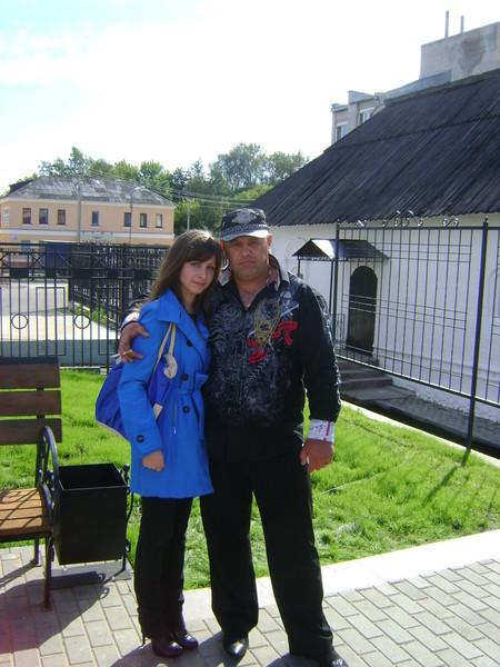 Анна Митрофанова и В. Белозир