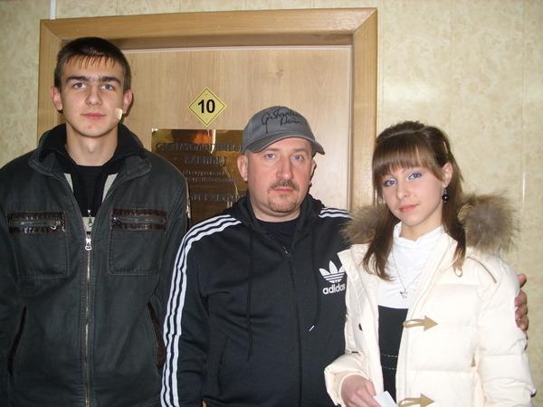 Рамиль Раков, Жека и Анна Митрофанова