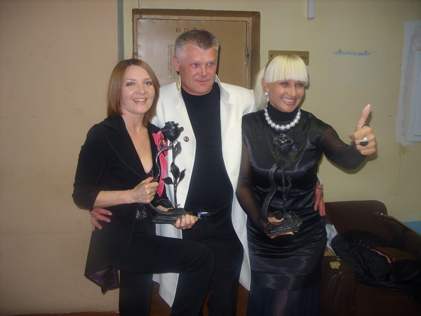 Таня Дяченко, Саша Адмирал, Светлана Малахова