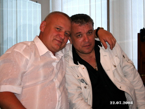 Борис Тюляпин и Александр Дюмин