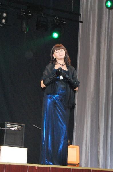 "На фестивале ""Чёрная роза"" - г. Иваново 2010 г."