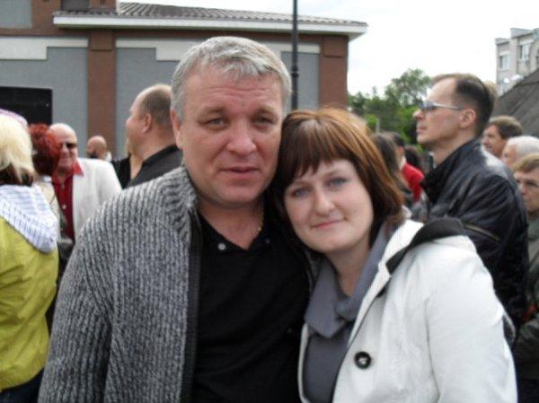 А. Дюмин и Светлана Костик. г. Иваново - 2010 г.