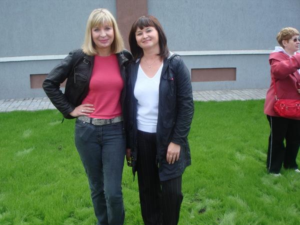Катерина Голицына и Оля Вольная