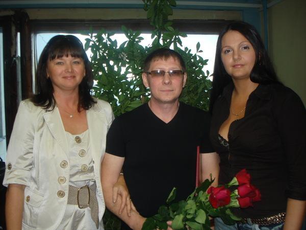 Оля Вольная, Владимир Шипицын, Мила Руденская
