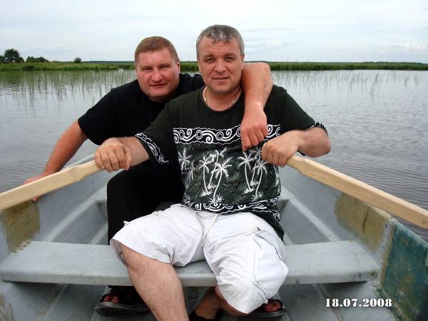 Сергей Новиков и Александр Дюмин, Сестрорецк