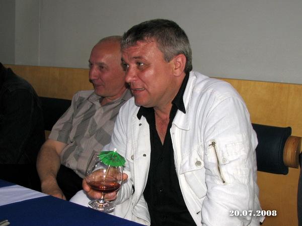Владимир Окунев и Александр Дюмин, С. Петербург,