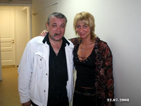 Александр Дюмин и Маша Вакс