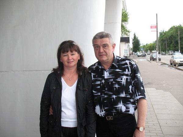 с Владимиром Тимофеевым - Иваново 2010 г.