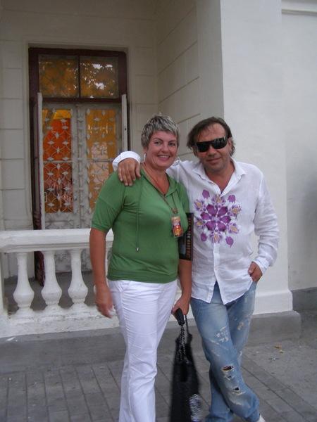 А. Жданова и Е. Кемеровский