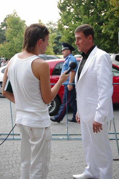 """М. Ветер - интервью для """"Народного т/канала"""""""