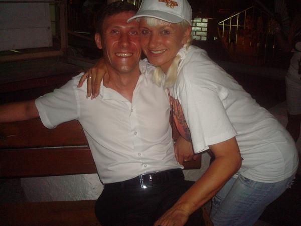 М. Ветер и С. Малахова