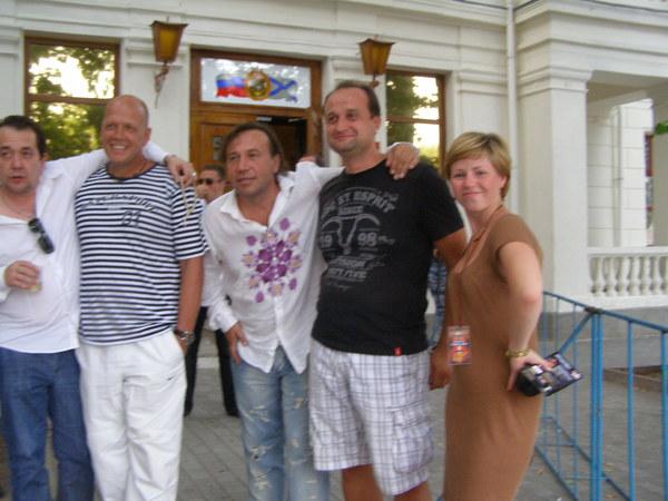 Фуат Бикбаев, А.Ярёменко, Е.Кемеровский,  Юрий, Марина Томбасова