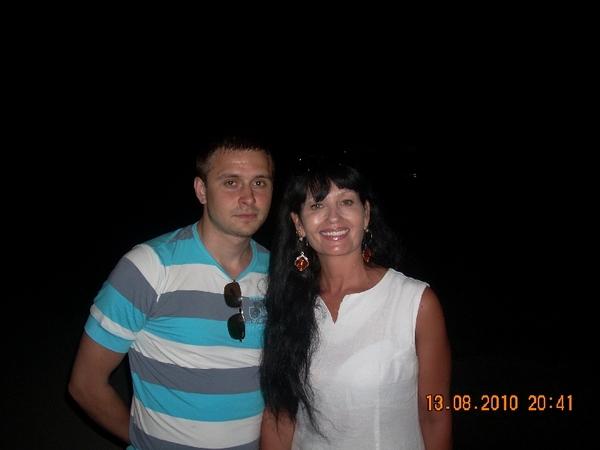 Сергей Пискун и Наталья Верещагина