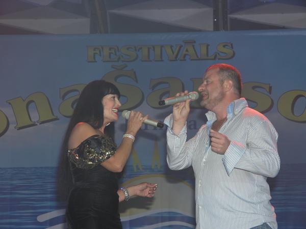 Н. Верещагина и А. Жайворонков