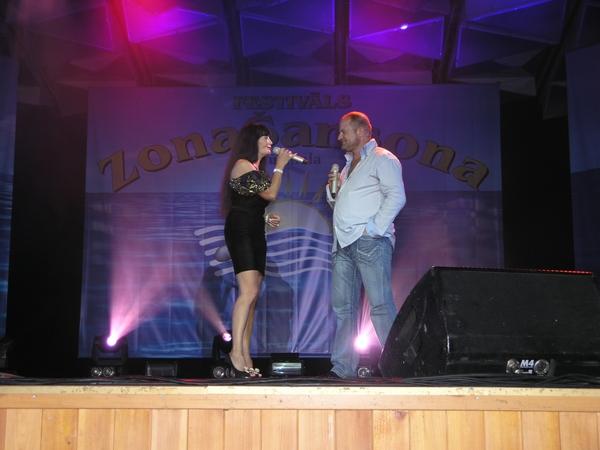 дуэт Н. Верещагина и А. Жайворонков