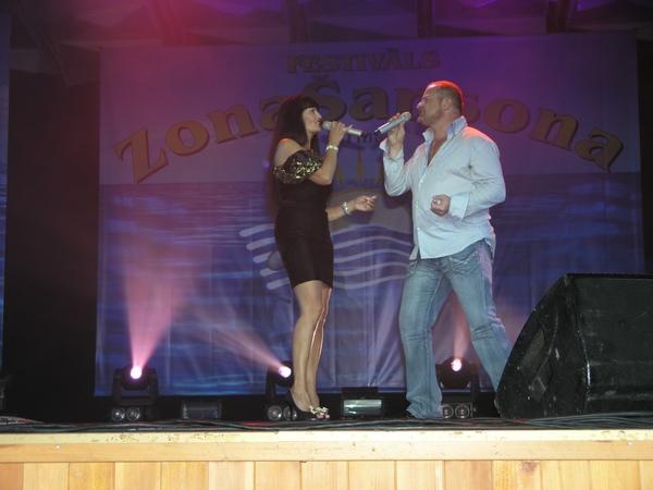 """дуэт Н. Верещагина и А. Жайворонков """"А мы с тобою с разных звёзд"""""""