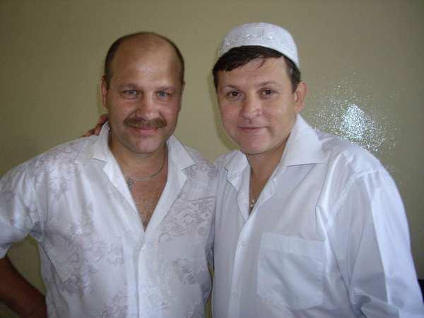 Александр Чусовитин и Юрий Белоусов