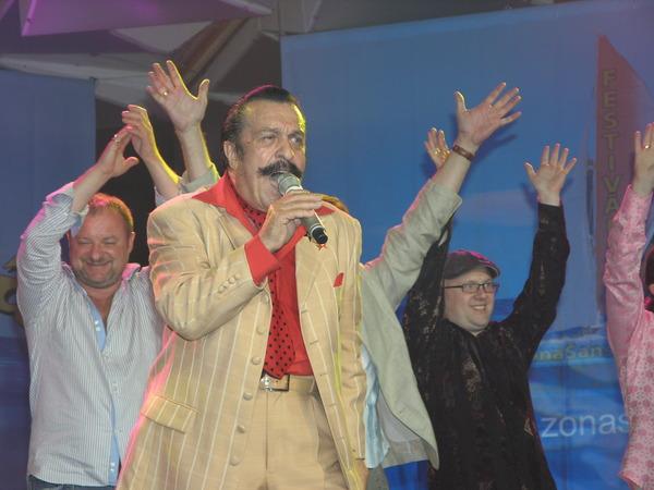 """фестиваль """"Зона шансона"""" - Юрмала - 2010 г."""