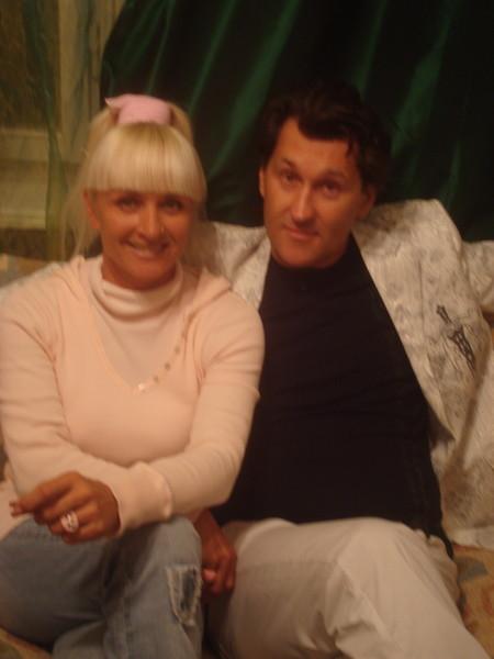 Владимир Черняков и Светлана Малахова