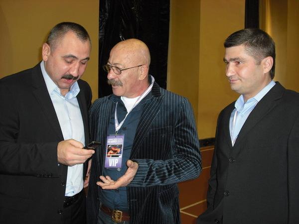 А. Лебзяк, А. Я. Розенбаум, П. Ростов